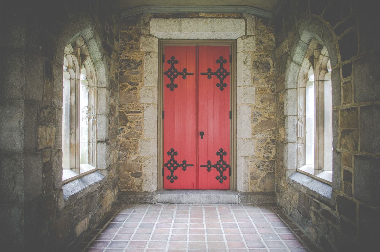 описание дверей ци мень