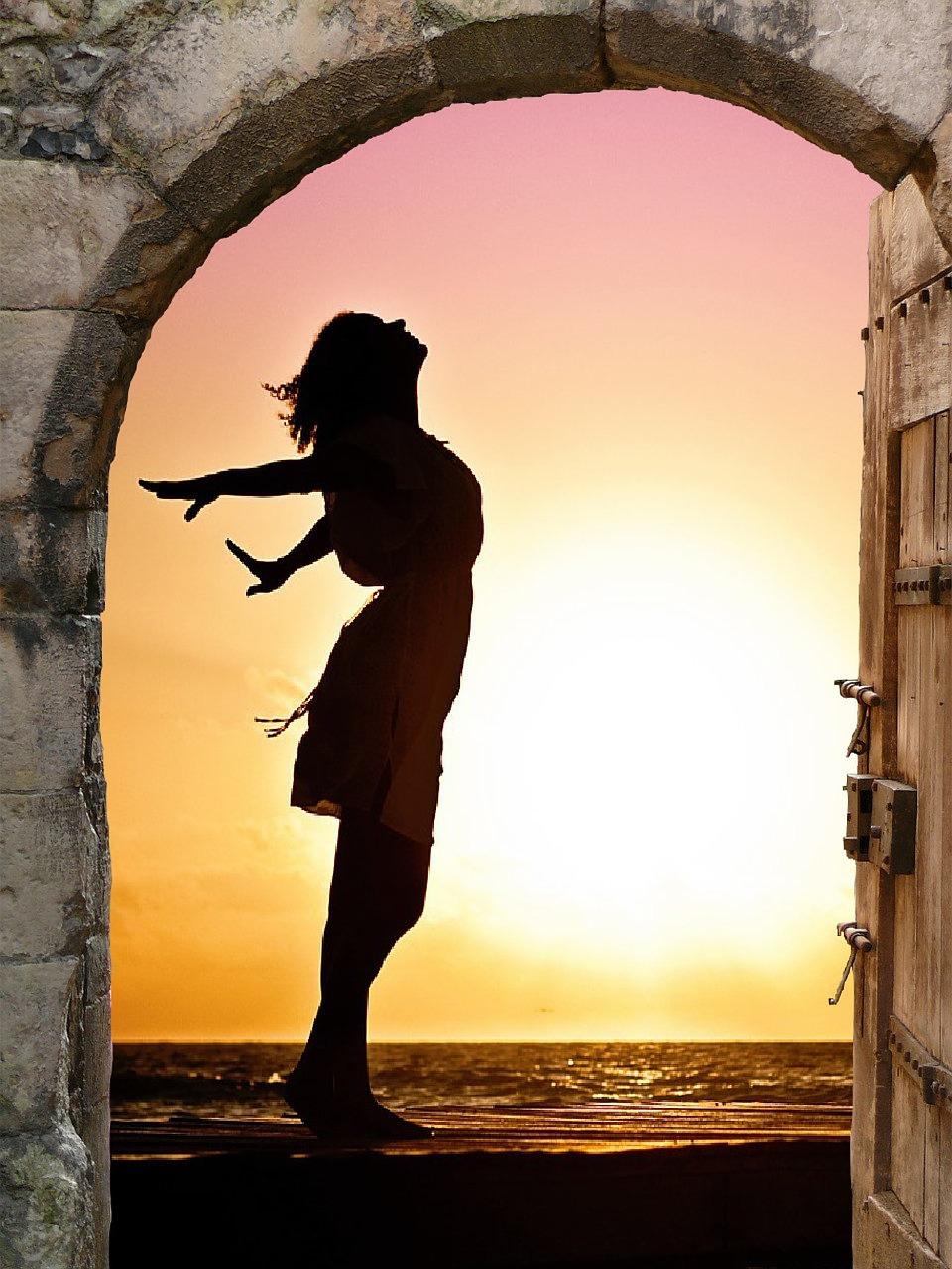 картинки открываем в счастье дверь шляпа