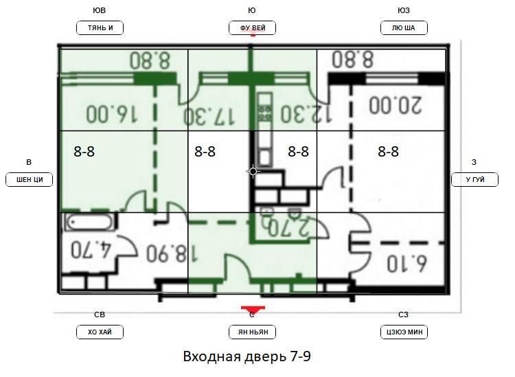 сайт.соцсети.картинка4.подбор квартиры по Фен шуй